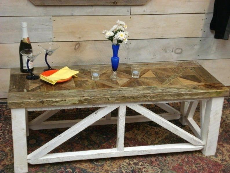 Driftwood Coffee Tables – Tacalis (View 22 of 25)