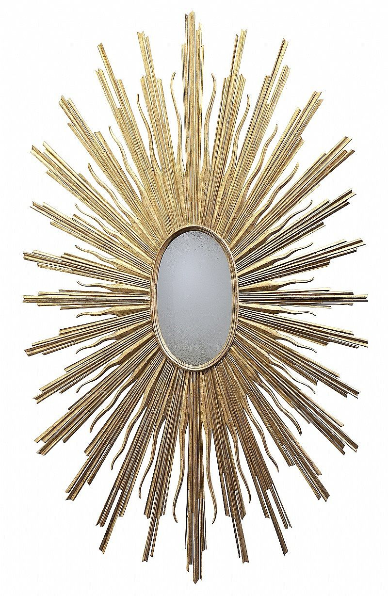 Ebanista | Furniture & Rooms In 2019 | Mirror, Sunburst In Harbert Modern And Contemporary Distressed Accent Mirrors (Image 5 of 20)
