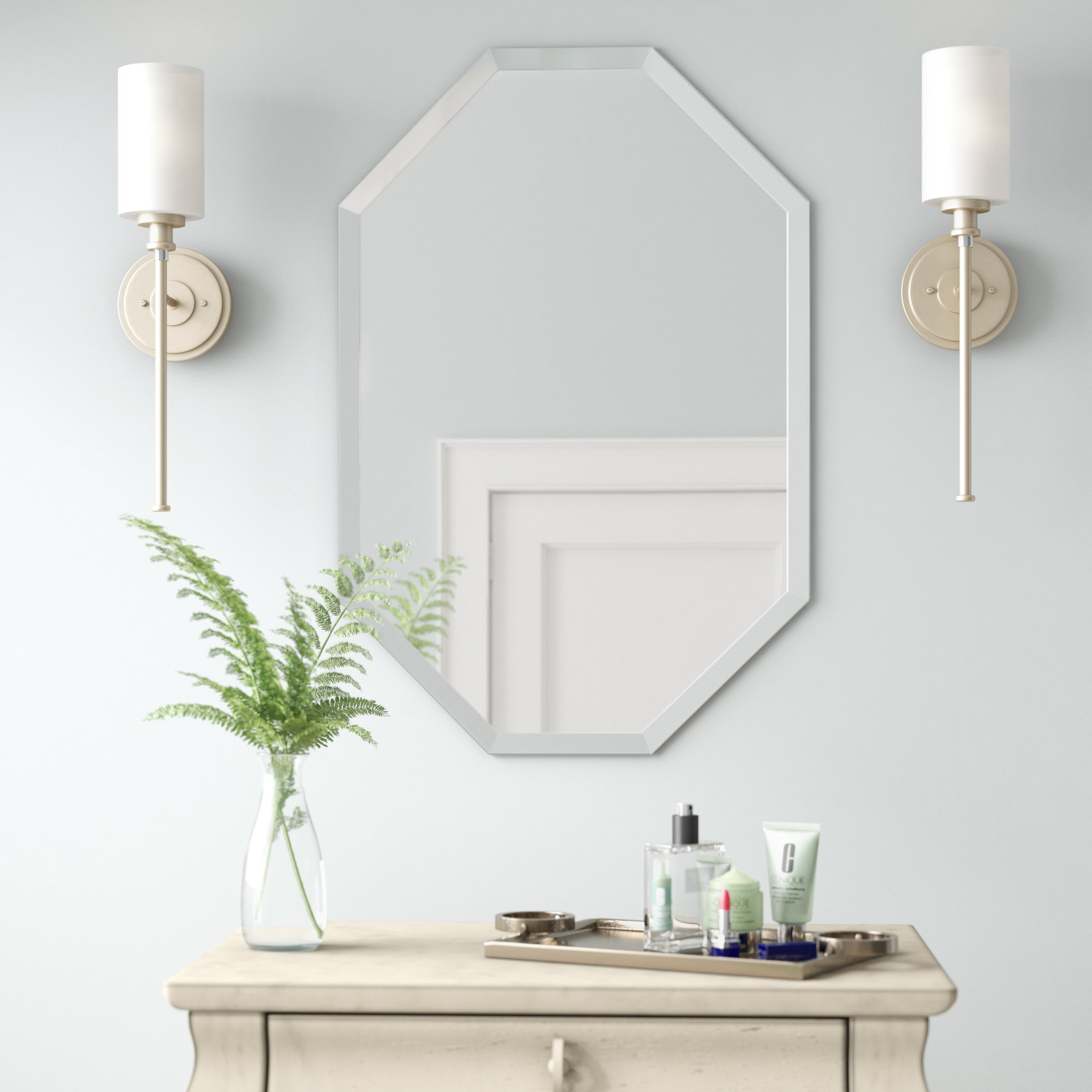 Egor Accent Mirror With Regard To Morlan Accent Mirrors (View 3 of 20)