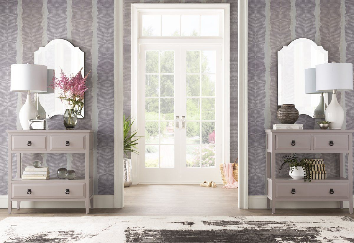 Ekaterina Arch/crowned Top Wall Mirror | Master Bedroom Inside Ekaterina Arch/crowned Top Wall Mirrors (Image 14 of 20)