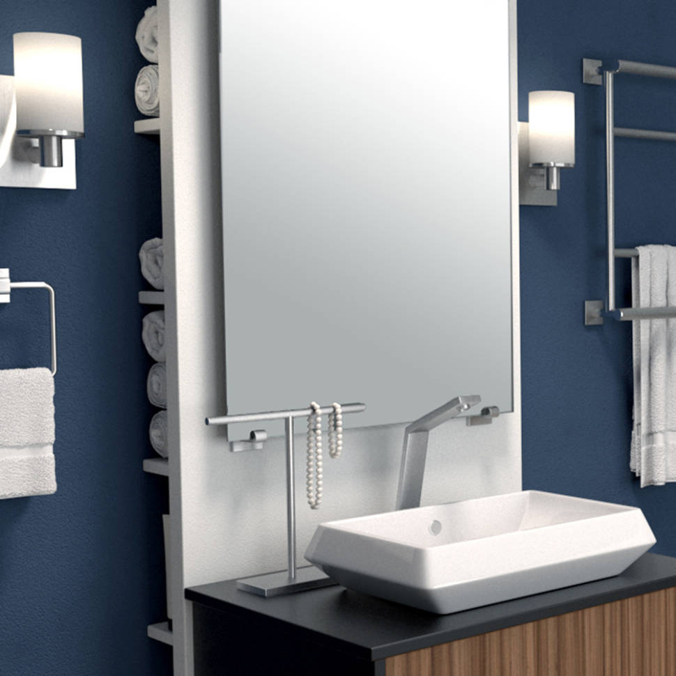 Elevate Wall Mirror With Regard To Elevate Wall Mirrors (Image 8 of 20)