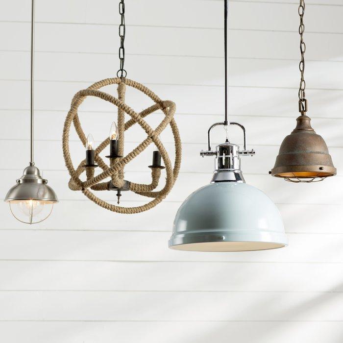 Elinna 1 Light Single Bell Pendant Throughout Erico 1 Light Single Bell Pendants (View 15 of 25)