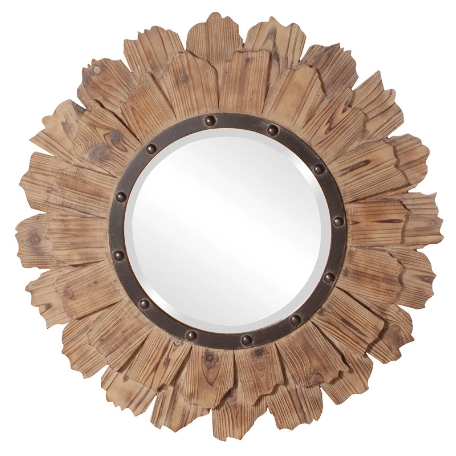 Elizabeth Austin Hawthorne Wall Mirror 35 Diam. In (View 10 of 20)
