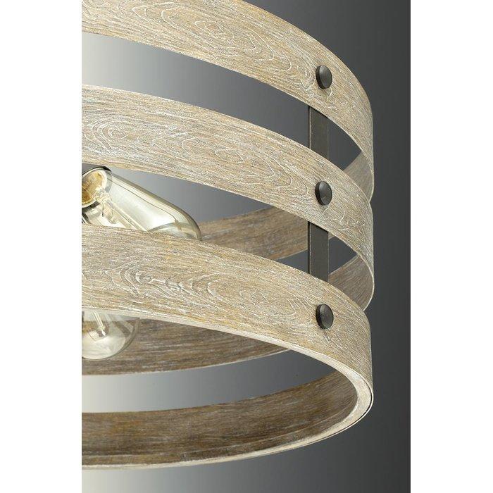 Emaria 3 Light Single Drum Pendant In Emaria 3 Light Single Drum Pendants (Image 13 of 25)