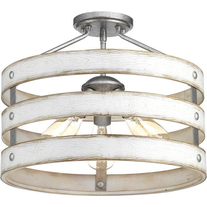 Emaria 3 Light Single Drum Pendant Within Emaria 3 Light Single Drum Pendants (Image 18 of 25)