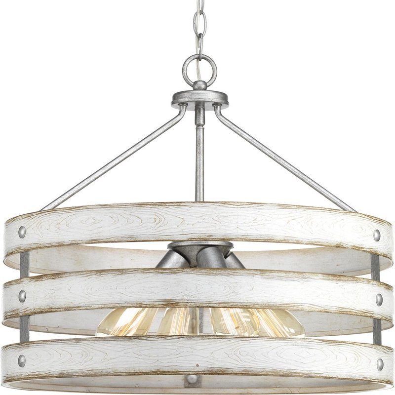Featured Image of Emaria 4 Light Unique / Statement Chandeliers