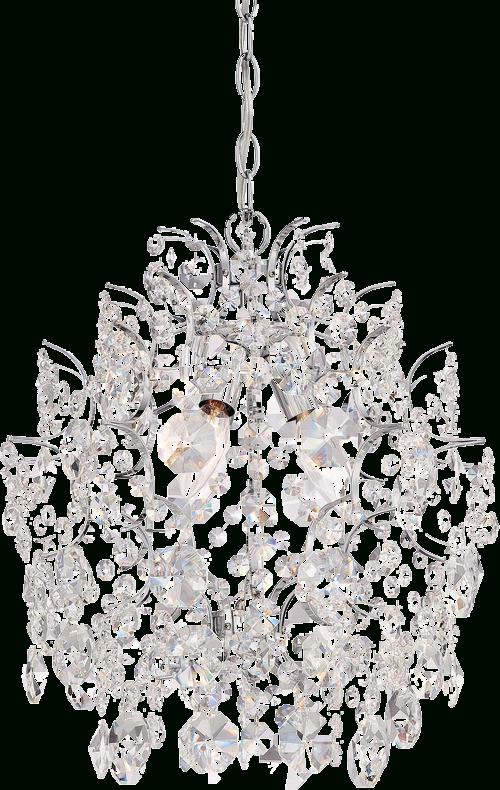 Enjoli's Master Bedroom Design | Decorator Within Clea 3 Light Crystal Chandeliers (View 7 of 20)