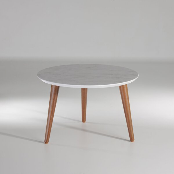 Enrique Coffee Table With Carbon Loft Oliver Modern Rustic Natural Fir Coffee Tables (View 23 of 25)