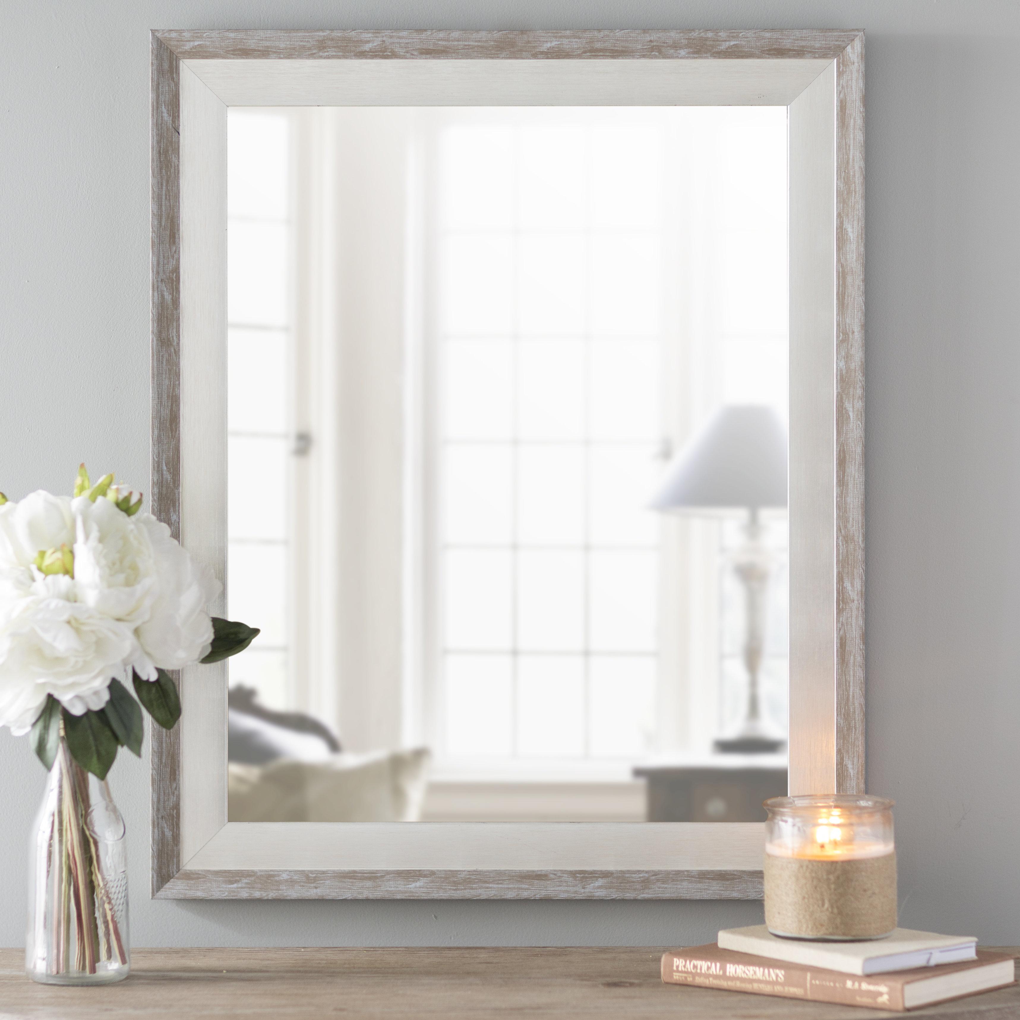 Epinal Shabby Elegance Wall Mirror With Regard To Epinal Shabby Elegance Wall Mirrors (Image 10 of 20)