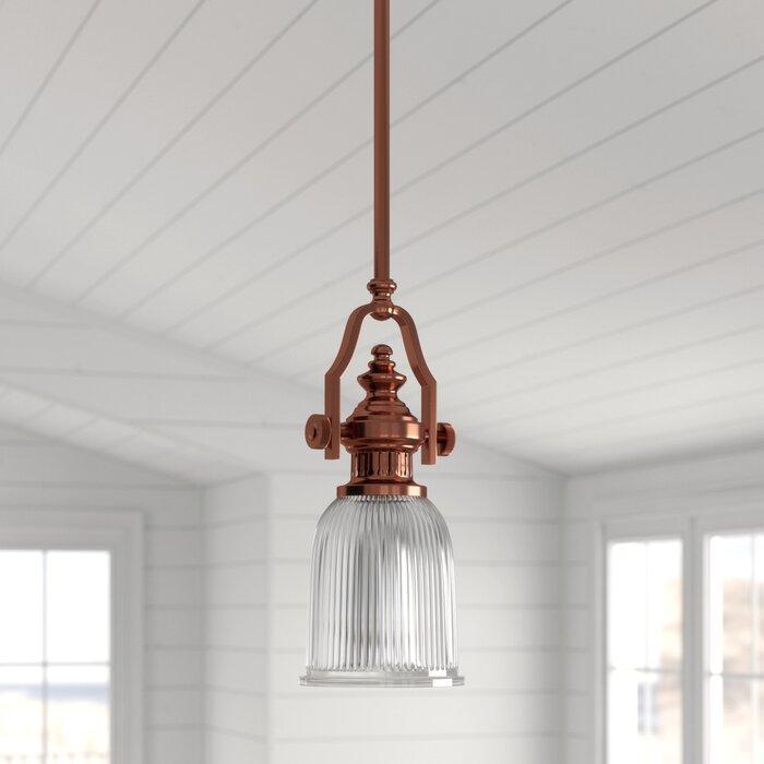 Erico 1 Light Single Bell Pendant Regarding Erico 1 Light Single Bell Pendants (View 4 of 25)