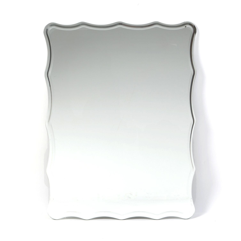 Estefania Frameless Wall Mirror Intended For Estefania Frameless Wall Mirrors (View 3 of 20)