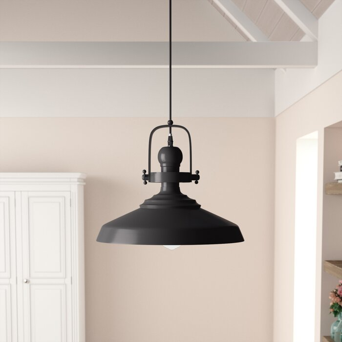 Estelle 1 Light Single Dome Pendant With 1 Light Single Dome Pendants (Image 11 of 25)