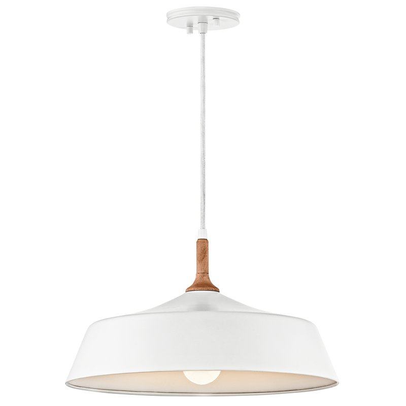 Evelyn 1 Light Single Dome Pendant Regarding 1 Light Single Dome Pendants (Image 12 of 25)