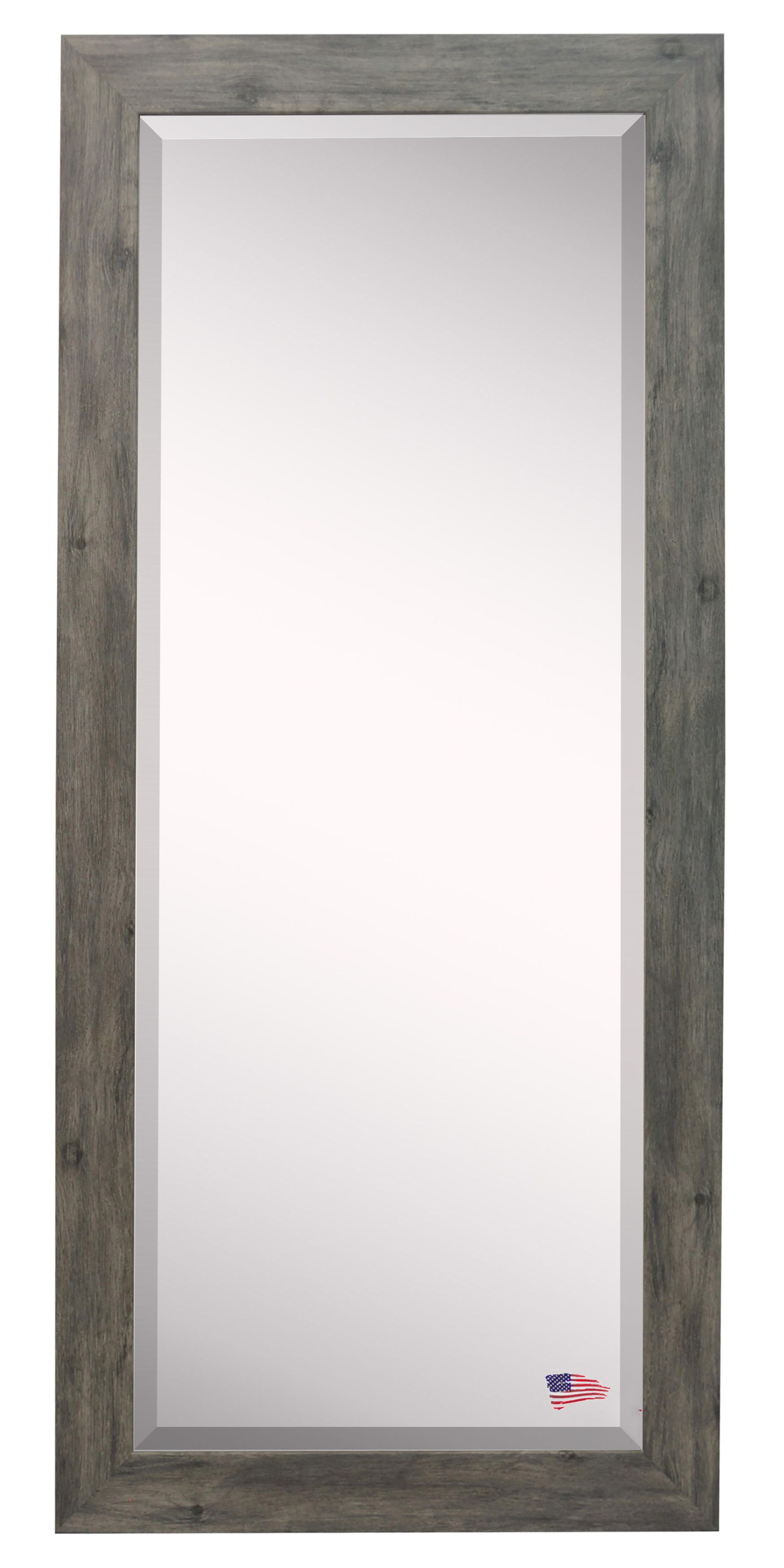 Extra Tall Floor Accent Mirror Pertaining To Wood Accent Mirrors (View 5 of 20)