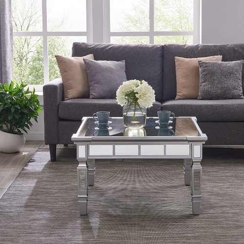 Fairmont Park Adcock Coffee Table | Products In 2019 Inside Silver Orchid Olivia Glam Mirrored Round Cocktail Tables (View 47 of 50)