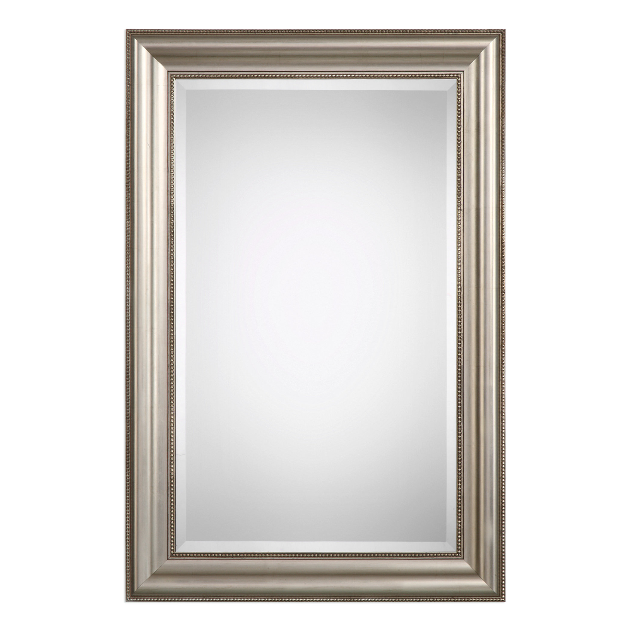 Farmhouse Mirrors | Birch Lane For Beaded Accent Wall Mirrors (View 8 of 20)
