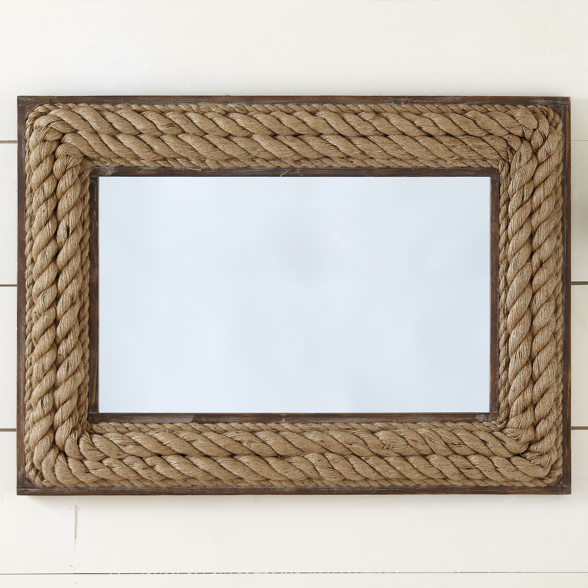 Farmhouse & Rustic Breakwater Bay Wall & Accent Mirrors Inside Mcnary Accent Mirrors (View 10 of 20)