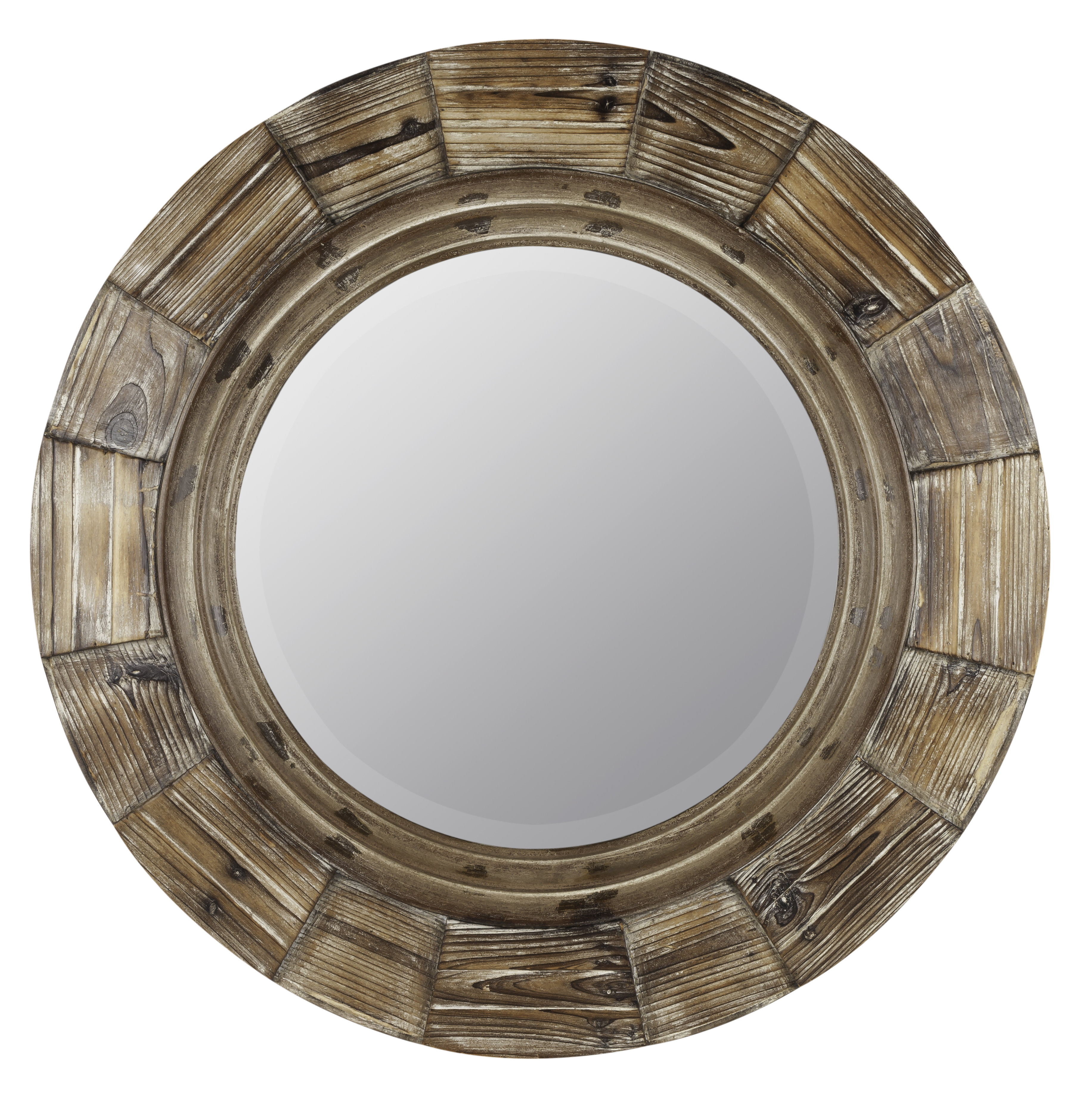 Farmhouse & Rustic Cooper Classics Wall & Accent Mirrors For Reba Accent Wall Mirrors (View 15 of 20)
