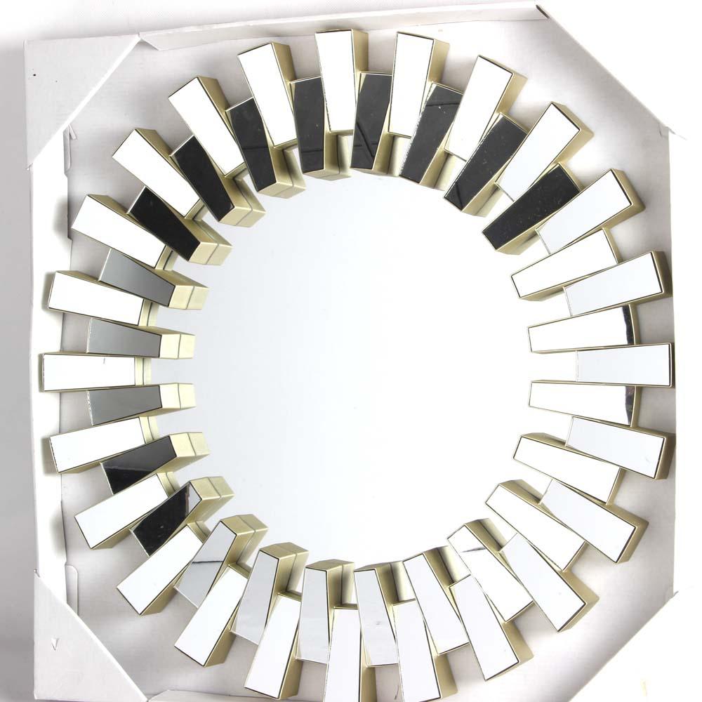 Fashion Design Unique Decorative Sun Shaped Wall Mirror – Buy Decorative Sun Shaped Wall Mirror,unique Wall Mirrors,sun Shaped Wall Mirror Product On Within Sun Shaped Wall Mirrors (View 19 of 20)