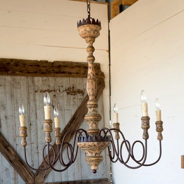 Favorite Light Fixtures For Fixer Upper Style | Lighting In Gaines 5 Light Shaded Chandeliers (View 14 of 20)