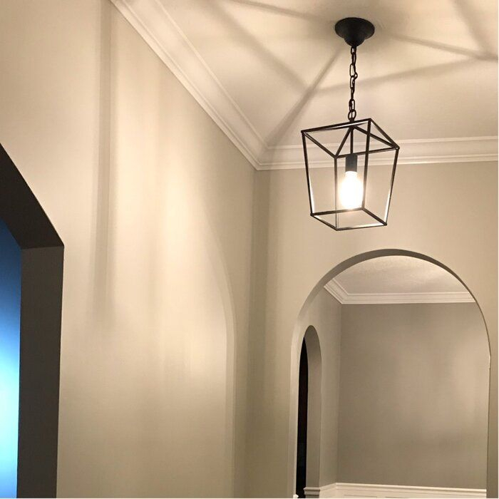 Finnick 1 Light Geometric Pendant In 2019 | New Home Regarding Finnick 1 Light Geometric Pendants (View 2 of 25)