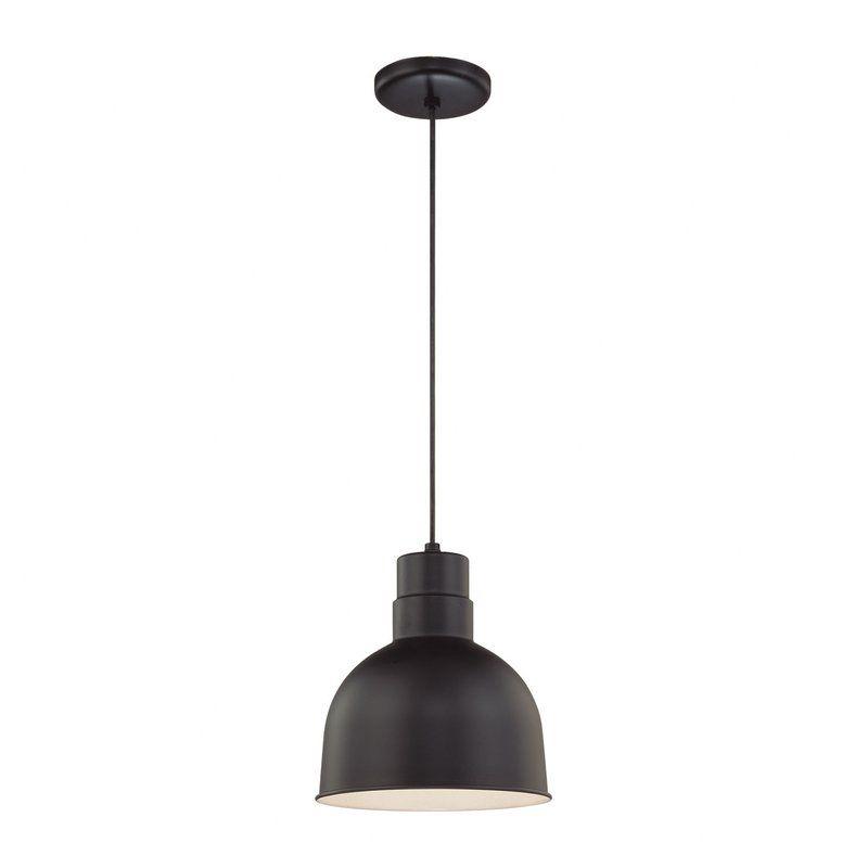 Fitzhugh 1 Light Kitchen Inverted Pendant | Kitchen Ideas In Abernathy 1 Light Dome Pendants (Image 16 of 25)