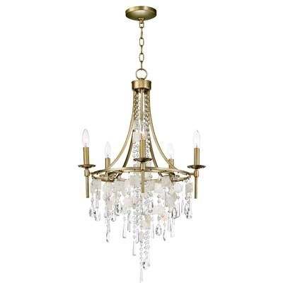 Florentina 5 Light Candle Style Chandelier In 2019 For Florentina 5 Light Candle Style Chandeliers (View 10 of 20)