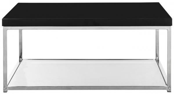 Fox2214B Coffee Tables – Furnituresafavieh With Regard To Safavieh Malone White Chrome Coffee Tables (View 9 of 25)