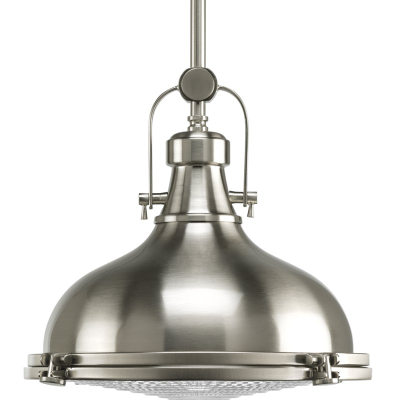 Freeda 1 Light Single Dome Pendant Regarding Mueller 1 Light Single Dome Pendants (View 10 of 25)