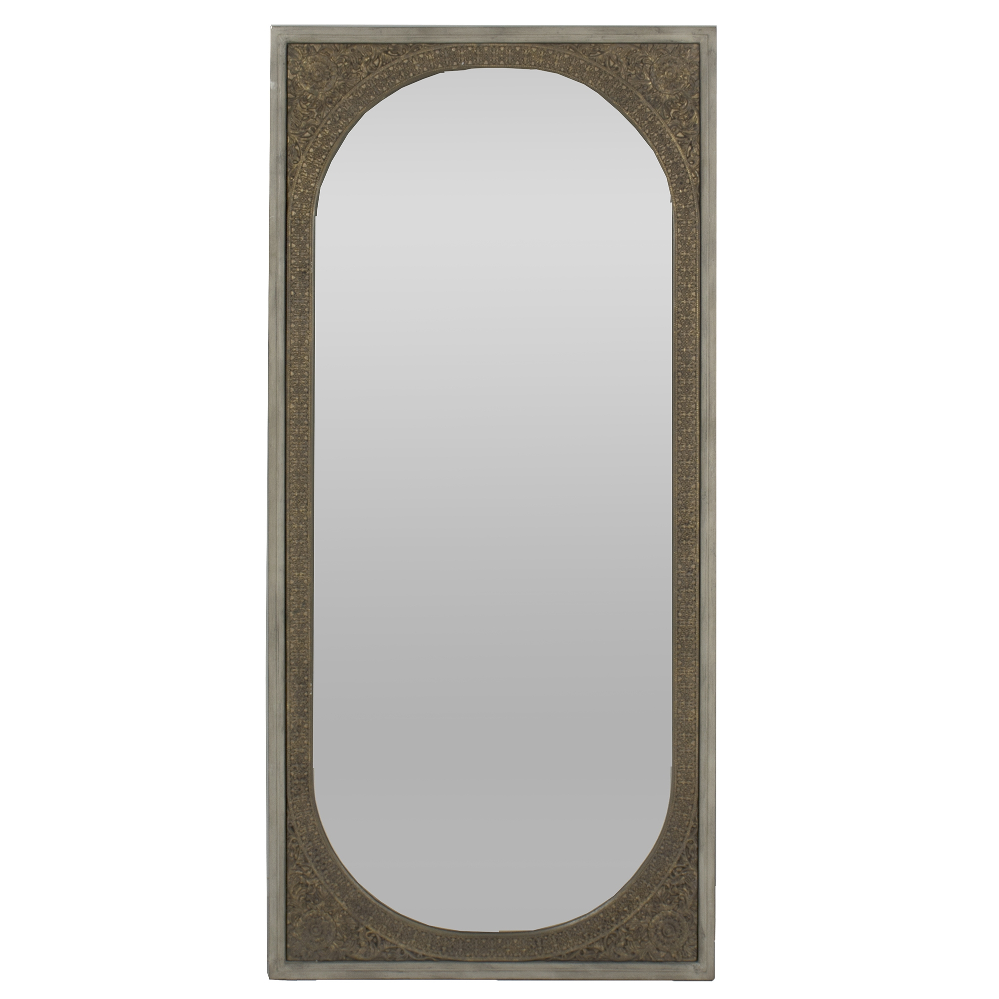 Gabby Blythe Mirror | Products In 2019 | Wall Mirrors For Karn Vertical Round Resin Wall Mirrors (Image 5 of 20)
