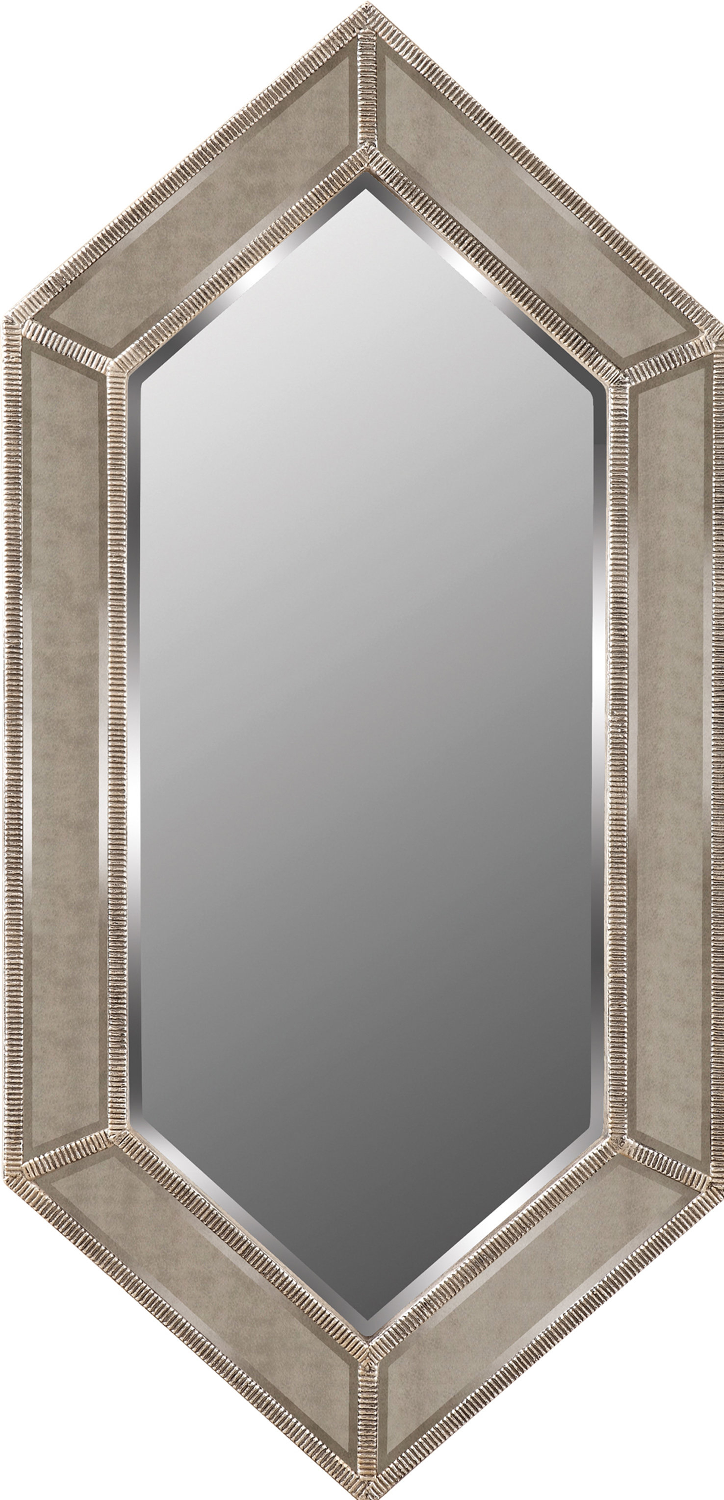 Galaxy Home Decoration Beaded Milton Accent Wall Mirror With Beaded Accent Wall Mirrors (View 6 of 20)