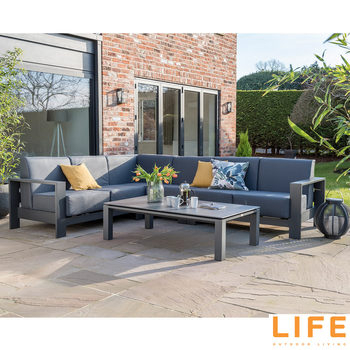 Garden Furniture | Warehouse Prices On Outdoor Furniture Inside Madison Park Susie Coffee Tables 2 Color Option (View 22 of 25)