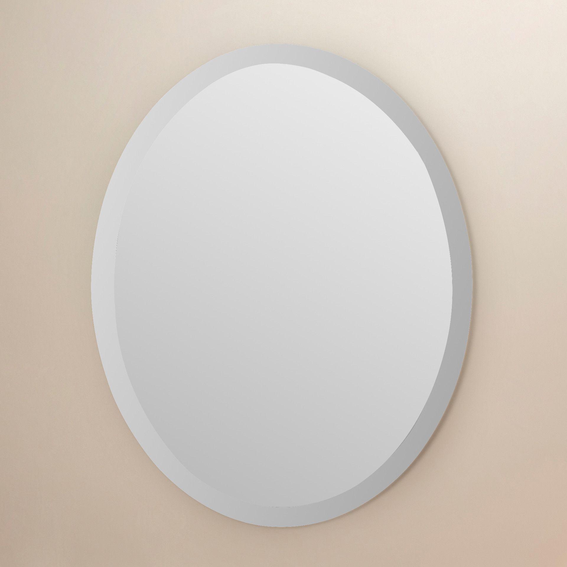 Gaunts Earthcott Modern & Contemporary Beveled Frameless Inside Gaunts Earthcott Wall Mirrors (View 2 of 20)