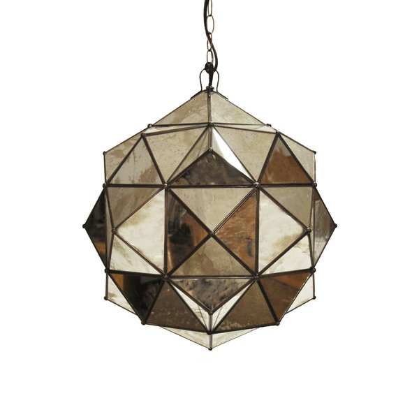 Geometric Pendant Pertaining To Fennia 1 Light Single Cylinder Pendants (View 18 of 25)