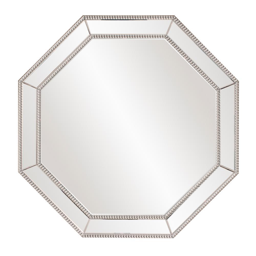 Gia Mirror Regarding Gia Hexagon Accent Mirrors (Image 12 of 20)
