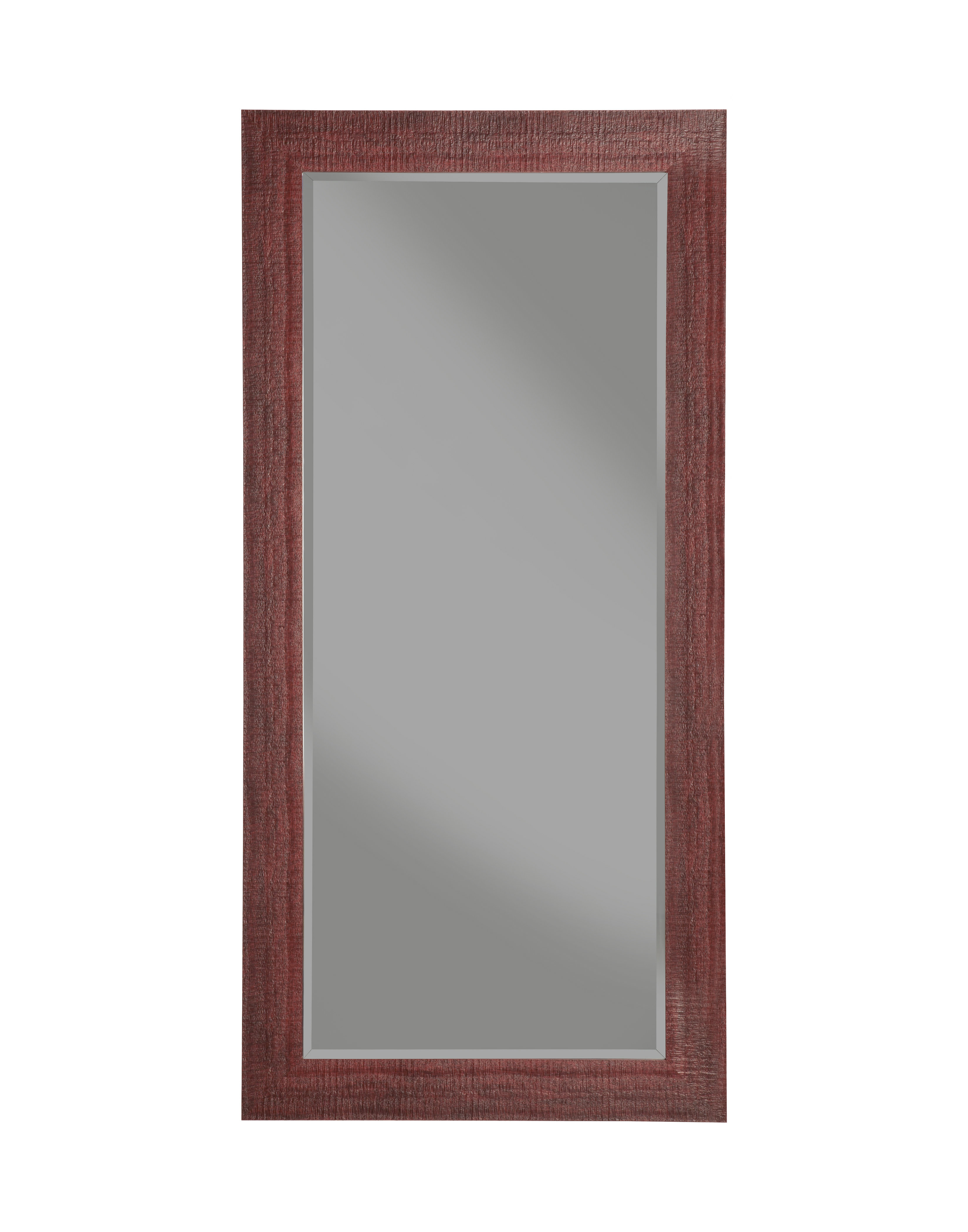 Gillett Cottage Full Length Mirror Pertaining To Longwood Rustic Beveled Accent Mirrors (Image 4 of 20)
