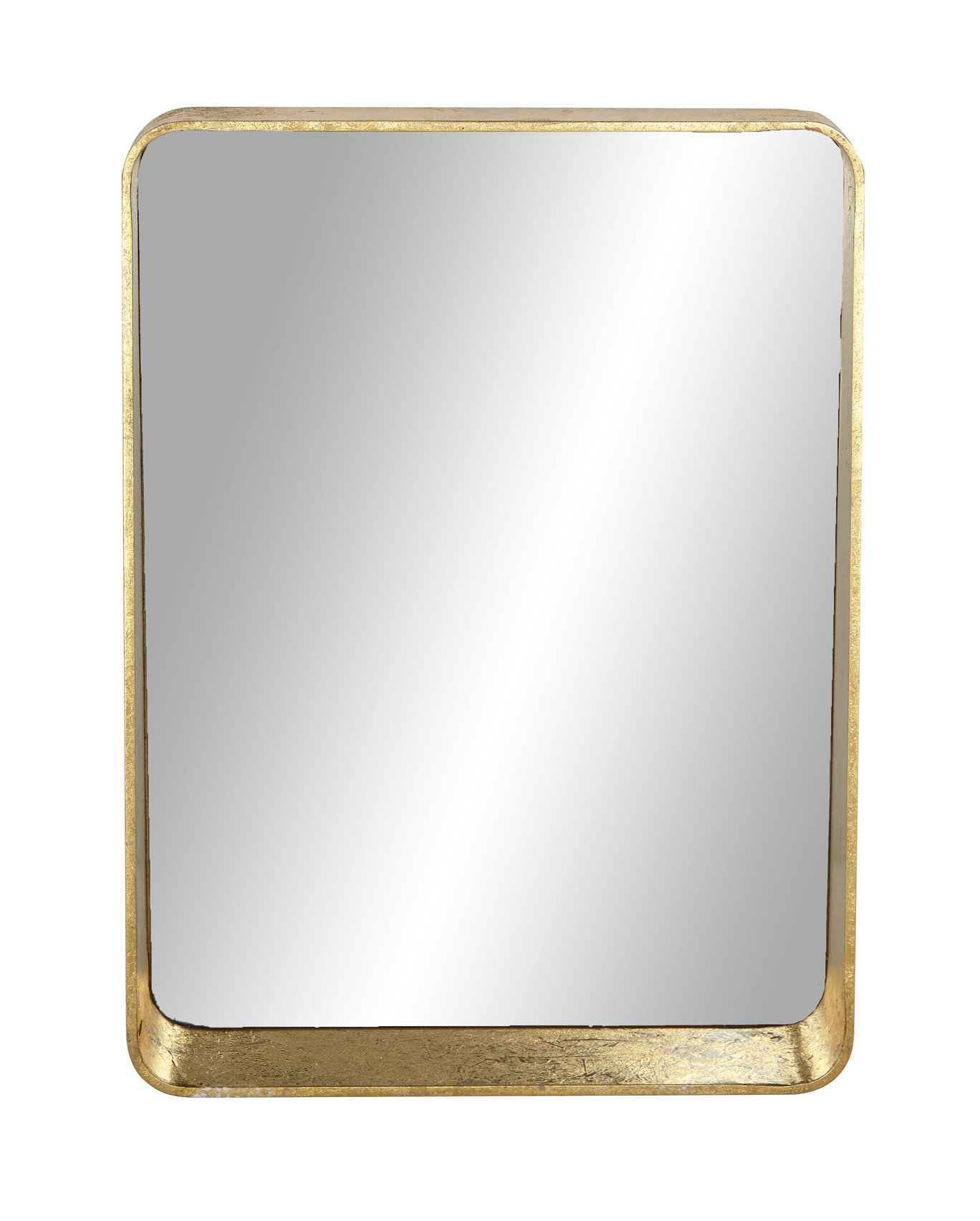 Ginyard Modern And Contemporary Accent Mirror For Lugo Rectangle Accent Mirrors (Image 5 of 20)