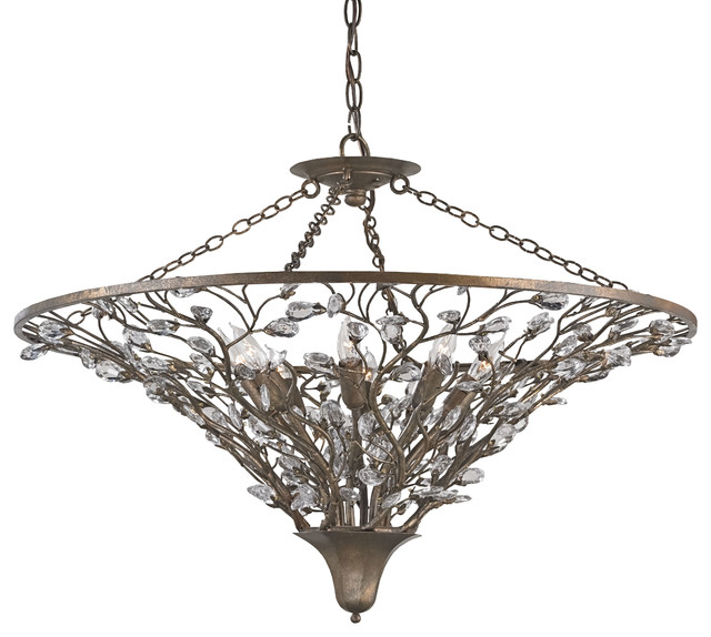 Giselle Chandelier With Gisselle 4 Light Drum Chandeliers (View 17 of 20)