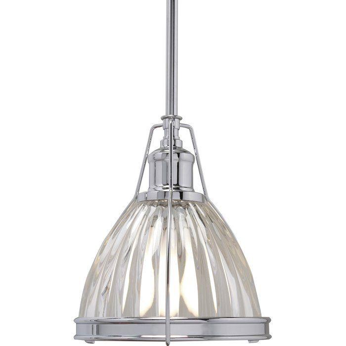 Giuseppina 1 Light Bowl Pendant In 2019 | Kitchens | Pendant With Regard To Abernathy 1 Light Dome Pendants (Image 17 of 25)