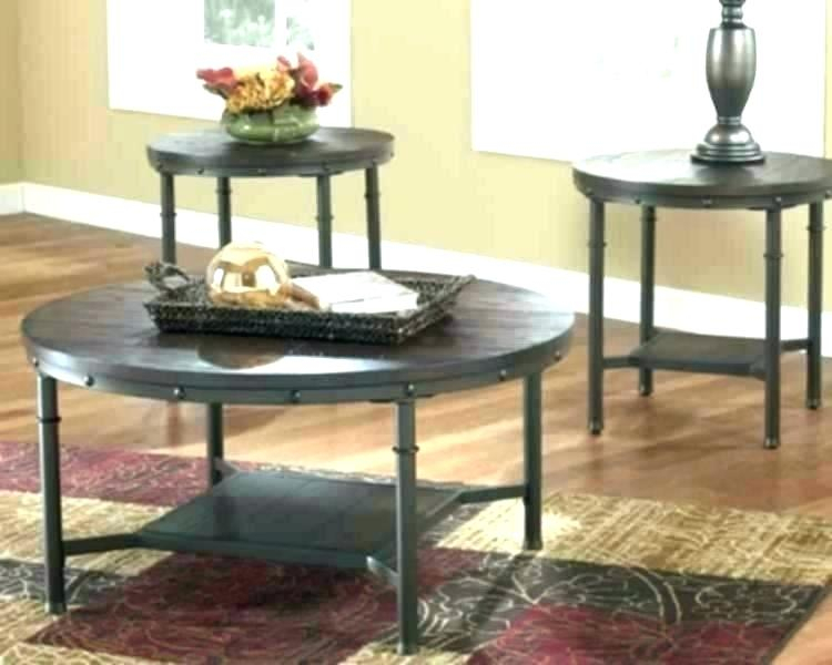 Glass Coffee And End Table Sets – Judelecroy (View 17 of 25)