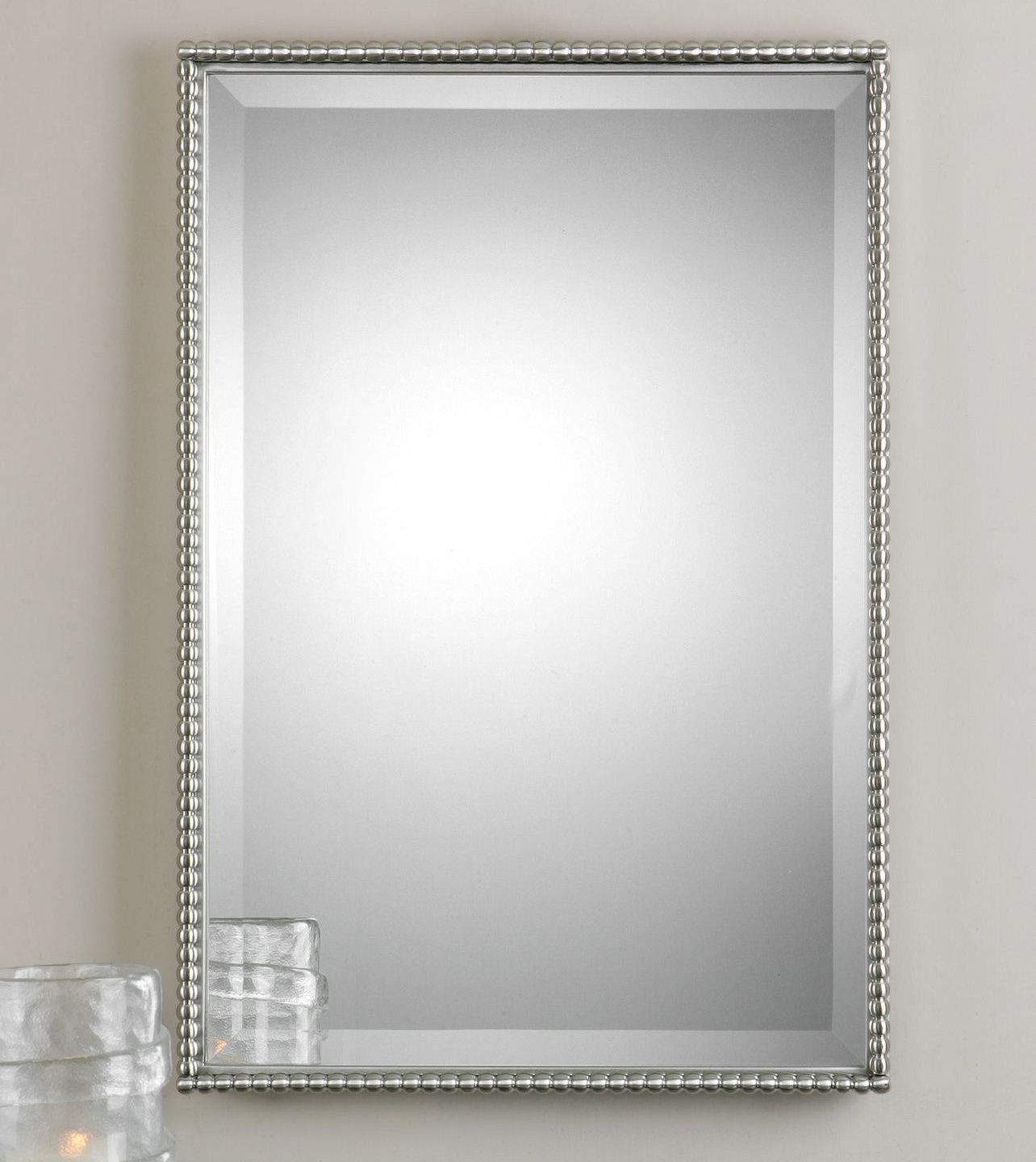 Glen View Wall Mirror Intended For Farmhouse Woodgrain And Leaf Accent Wall Mirrors (View 13 of 20)