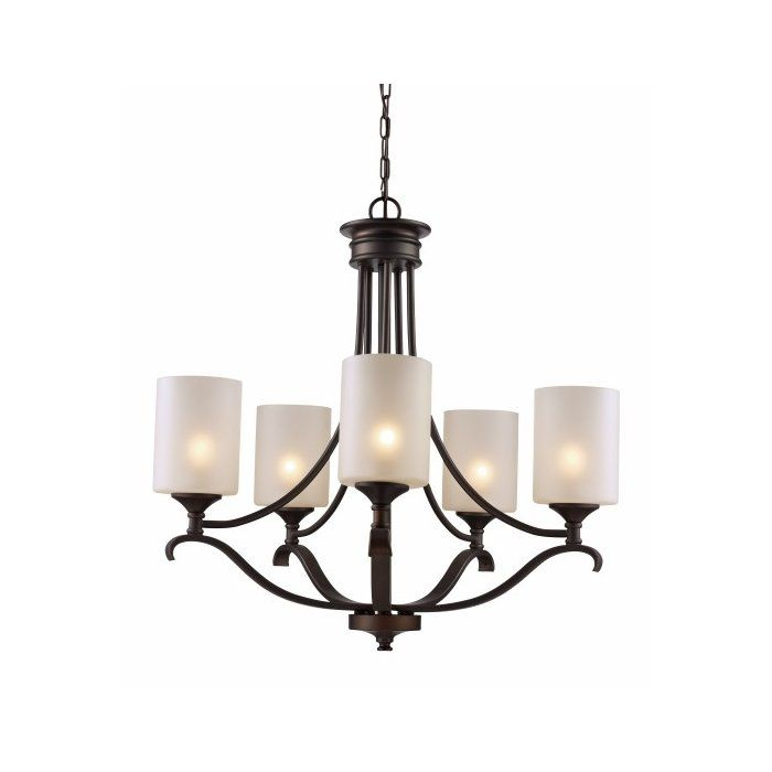Glenshaw 5 Light Shaded Chandelier | Lighting In 2019 Within Newent 5 Light Shaded Chandeliers (View 9 of 20)
