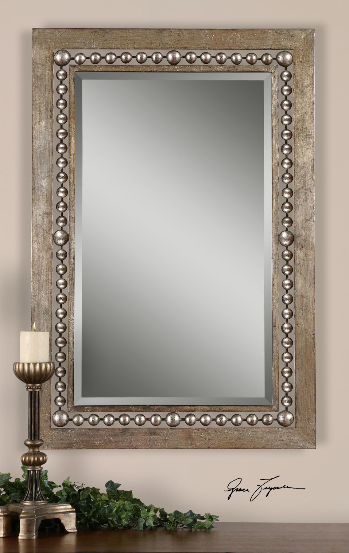 Global Inspired Metal Wall Mirror In Ulus Accent Mirrors (View 20 of 20)