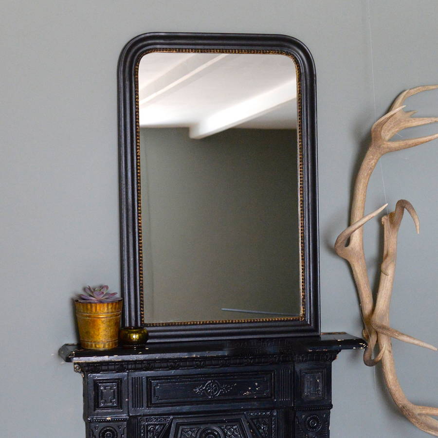 Gold Edged Vintage Wall Mirror Within Gold Arch Wall Mirrors (View 14 of 20)
