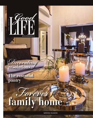 Goodlife Vaughan January/february Edition 2016York With Regard To Ammerman 1 Light Cone Pendants (View 18 of 25)