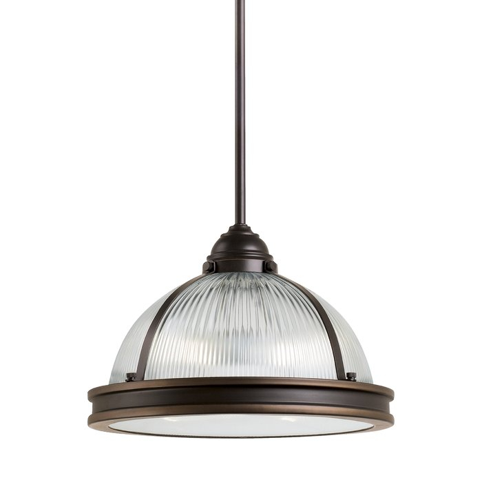 Featured Image of Granville 2 Light Single Dome Pendants