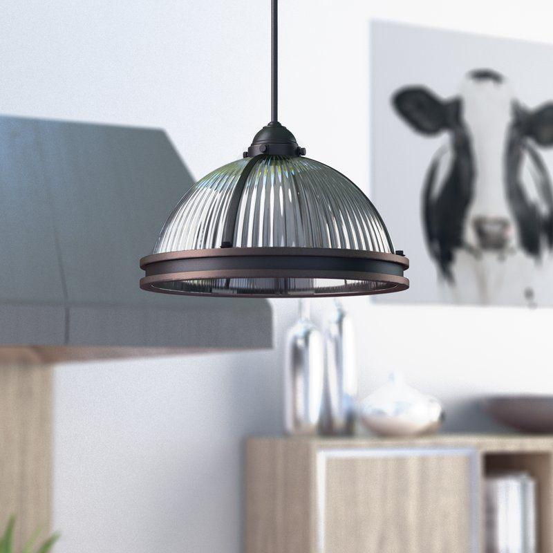 Granville 2 Light Single Dome Pendant   Lighting In 2019 With Regard To Granville 2 Light Single Dome Pendants (View 5 of 25)