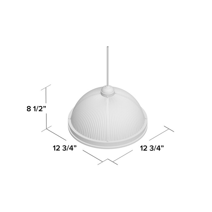 Granville 2 Light Single Dome Pendant Throughout Granville 2 Light Single Dome Pendants (View 6 of 25)