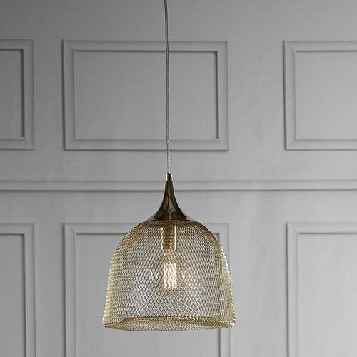 Grid 1 Light Dome Pendant Markslojd | Products In 2019 With Regard To Ryker 1 Light Single Dome Pendants (View 20 of 25)