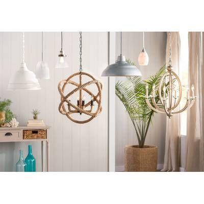 Grullon Scroll 1 Light Bell Pendant In 2019 | Window Pertaining To Grullon Scroll 1 Light Single Bell Pendants (View 8 of 25)